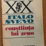 Constiinta Lui Zeno - Italo Svevo