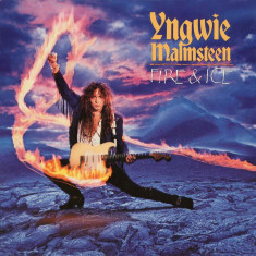 Yngwie Malmsteen Fire Ice remaster + bonus (cd) - Muzica Rock