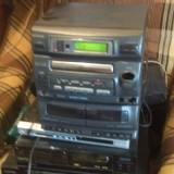 Combina audio Aiwa NSX-V100