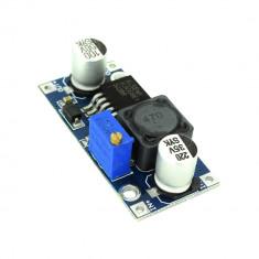 Modul DC-DC Boost XL6009 sursa reglabila automat step up/down ridicator/coborator tensiune