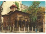 (A) carte postala(1134/8)-KRUGER-Biserica Stavropoleus, Circulata, Printata