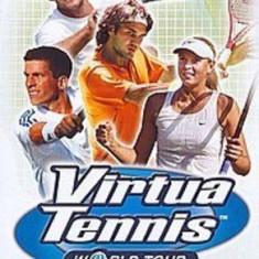 Virtua Tennis - World Tour - PSP [Second hand], Sporturi, 3+, Single player