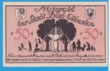 (1) NOTGELD GERMANIA - STADT BAD OLDESLOE - 50 PFENNIG