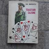 Toasturi cazone - Gheorghe Braescu