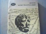Seneca - SCRIERI FILOZOFICE ALESE, Alta editura