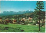 (A) carte postala(1142/3)-KRUGER-Valea Prahovei-Predeal, Circulata, Printata