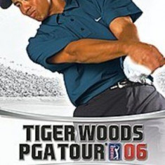 Tiger Woods PGA Tour 06 -  PSP  [Second hand], Sporturi, 3+, Single player, Electronic Arts