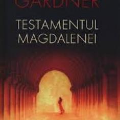Laurence gardnwer testamentul magdalenei