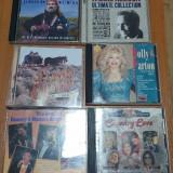 CD-URI CU MUZICĂ COUNTRY - Muzica Country