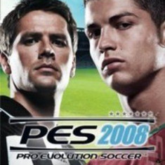 Pro Evolution Soccer 2008 PES -  PSP [Second hand], Sporturi, 3+, Single player, Konami