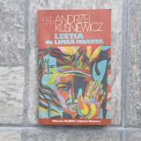 Lectia de limba moarta - Andrzej Kusniewicz
