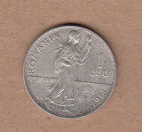 Romania - 1 Leu 1914