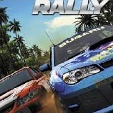 Sega Rally - PSP [Second hand] - Jocuri PSP Sega, Curse auto-moto, 12+, Single player