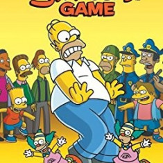 The Simpsons game - PSP [Second hand] fm, cod - Jocuri PSP Electronic Arts, Role playing, 12+, Single player
