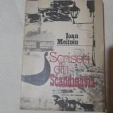 Scrisori din Scandinavia- Ioan Meitoiu