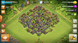 Cont Clash of Clans TH8, BH 6