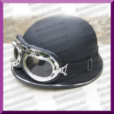 CASCA MOTO CHOPPER NAZY Ring German