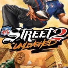 NFL Street 2 - Unleashed - PSP [Second hand], Sporturi, 3+, Single player