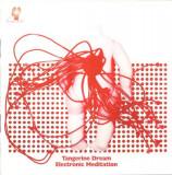 Tangerine Dream Electronic Meditation remastered (cd)