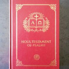 NOUL TESTAMENT CU PSALMII (2015, Ortodoxa)