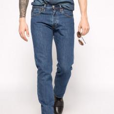 Levi's - Jeansi 501 Regular Fit - Blugi barbati