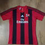 Tricou autentic Adidas AC Milan mărimea S, Din imagine, De club