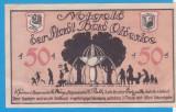 (3) NOTGELD GERMANIA - STADT BAD OLDESLOE - 50 PFENNIG