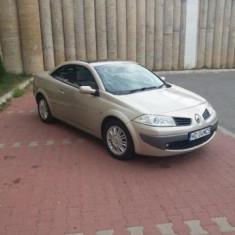 Renault megane decapotabil, An Fabricatie: 2006, Motorina/Diesel, 150000 km, 1900 cmc