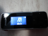 MP3 PHILIPS GOGEAR MIX 4 GB FUNCTIONAL, 4GB, Negru, Display