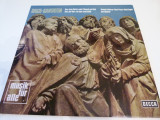 Bach kantaten  - vinyl, VINIL