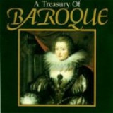 VIVALDI, TORELLI, ALBINONI, LOCATELLI - A Treasury of Baroque  ( CD )