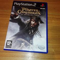 Joc Playstation 2/ps2 Pirates of the caribbean at world's end - Jocuri PS2 Activision