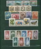 Ungaria - serii timbre neuzate MNH