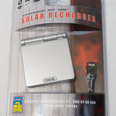 Incarcator alimentator solar pentru console Nintendo DS Gameboy Advance SP nou, Alte accesorii