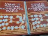M SILISTEANU - SCHEME DE TELEVIZOARE MAGNETOFOANE PICUPURI 2 VOL