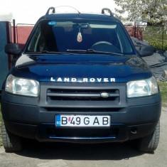 Land Rover, Benzina, FREELANDER, SUV, Albastru, Manuala