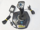 Joystick flight stick controller PC Logitech Wingman Force 3D force feedback