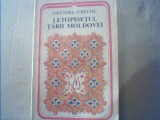 Grigore Ureche - LETOPISETUL TARII MOLDOVEI, Alta editura