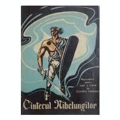 Cantecul Nibelungilor - Carte mitologie
