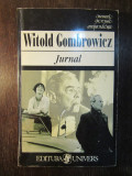 Witold Gombrowicz -Jurnal