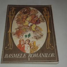 BASMELE ROMANILOR       Vol.1.