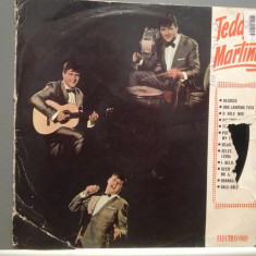 TEDDY MARTINO - ALBUM - (EDE 0190/ELECTRECORD) - VINIL/RAR - Muzica Jazz