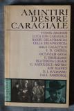 Amintiri despre Caragiale (antologie de Șt. Cazimir)