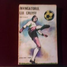 Ioan Chirila Invingatorul lui Cruyff, ed. princeps, bogat ilustrata