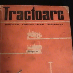 TRACTOARE-MIHATOIU JEAN-CARAGIUGIUC GRIGORE-DRAGUTAN VALERIE, Alta editura
