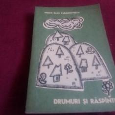 MIRON RADU PARASCHIVESCU - DRUMURI SI RASPANTII