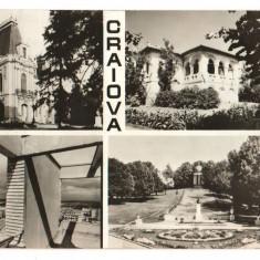 CPI B 10330 - CRAIOVA. CASA BANIEI, MOZAIC, Circulata, Fotografie