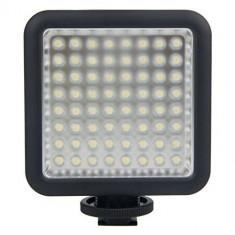 Lampa LED Godox LED64 - lampa video cu 64 LED-uri - Lampa Camera Video
