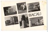 CPI B 10353 - CARTE POSTALA - BACAU, MOZAIC, RPR