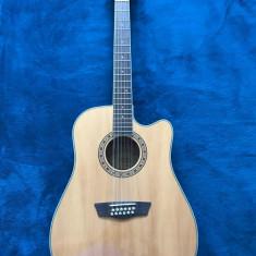 Chitara Electro-Acustica Washburn WD10SCE